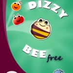 Dizzy Bee is smiling because he knows you'll never win