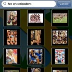Don't act so surprised, you know I have a thing for cheerleaders