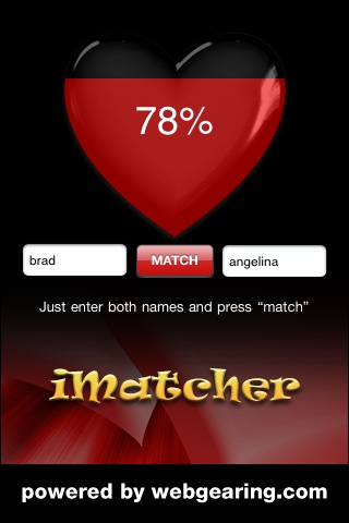 78%!!!! They should buy like 10 more kids cuz they gonna be 2gether 4ever! <3