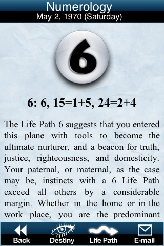 Numerology number 8 marriage picture 3