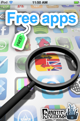 It provides a daily list of apps that are either totally free or heavily ...